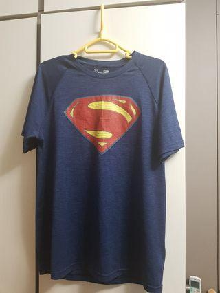 Superman Dri Fit Tee