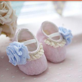 DIY Baby Shoes 0-6個月 嬰兒鞋