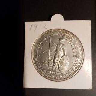 🚚 Trade Dollar 1912 $1