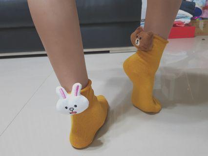 🚚 全新娃娃襪子