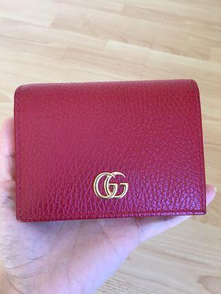 GUCCI card case wallet