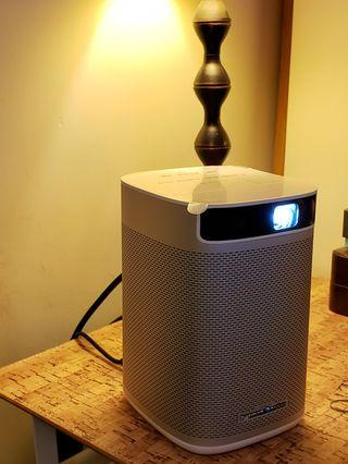 XGIMI 極米Play 便攜式高清投影機,HDR10,可播3D內置Android系統,XGimi projector