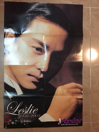 張國榮poster 84x53cm