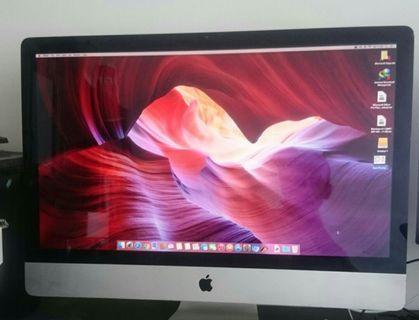 "iMac 27"" i 5"