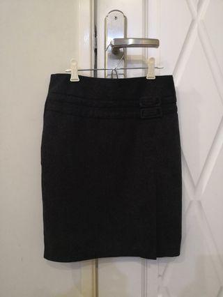 OL Dark Grey Skirt