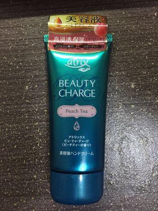 Atrix Beauty Change 蜜桃茶護手霜 Handcream