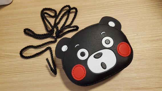 熊本熊兒童斜孭袋