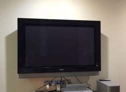"Philips 50"" Plasma TV"