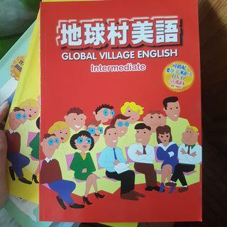 🚚 地球村美語 日語 課本