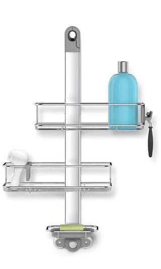 Moving sale - New simplehuman Adjustable Shower Caddy