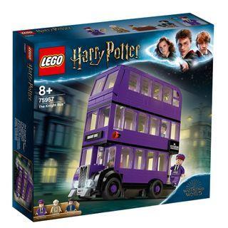 LEGO 75957 - Wizarding World : Prisoner of Azkaban -The Knight Bus (NEW)