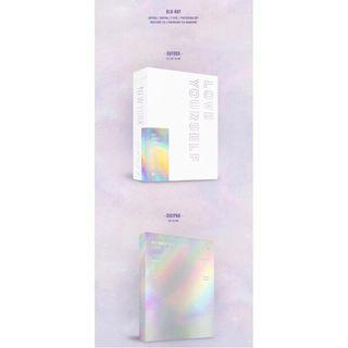 <LOOSE ITEM> BTS LOVE YOURSELF IN NEW YORK / EUROPE (BLU-RAY)