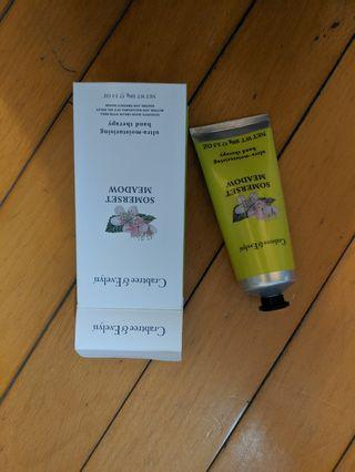 Crabtree &Evelyn Somerset Meadow Ultra moisturizing hand therapy