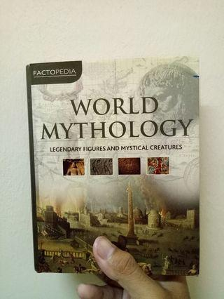 World Mythology - Legendary Figures And Mystical Creatures
