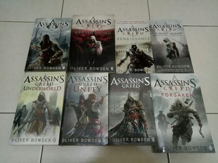 Assassins Creed Novels