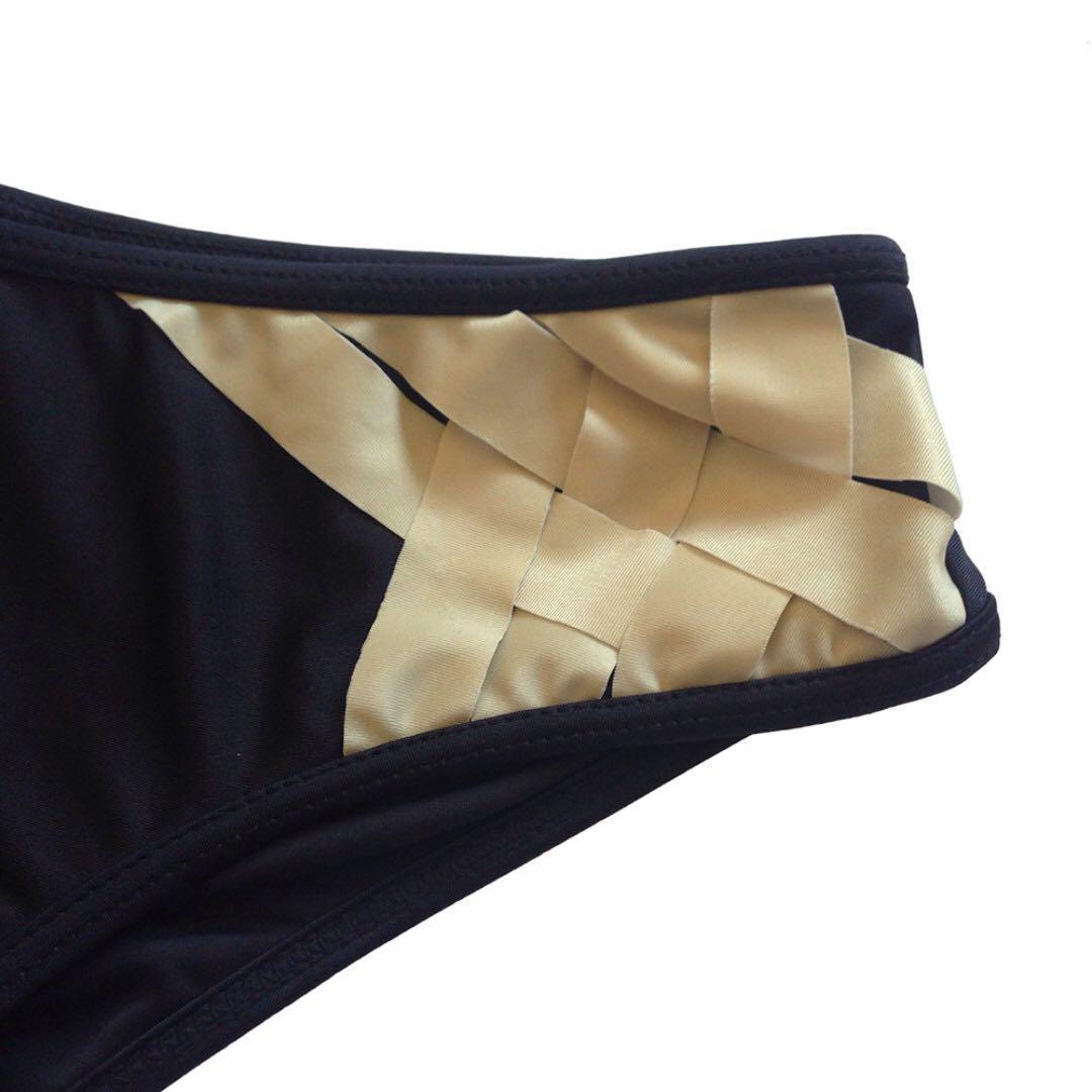 🆕 Criss Cross Bikini Bottom