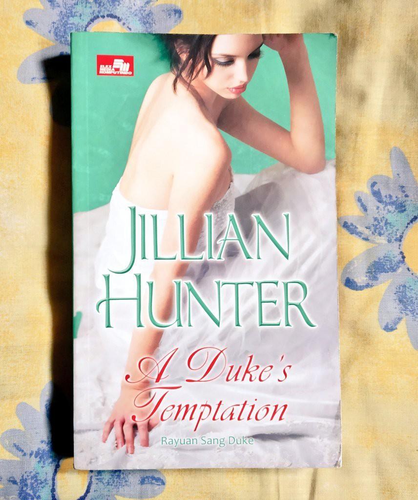 A Duke's Temptation by Julian Hunter
