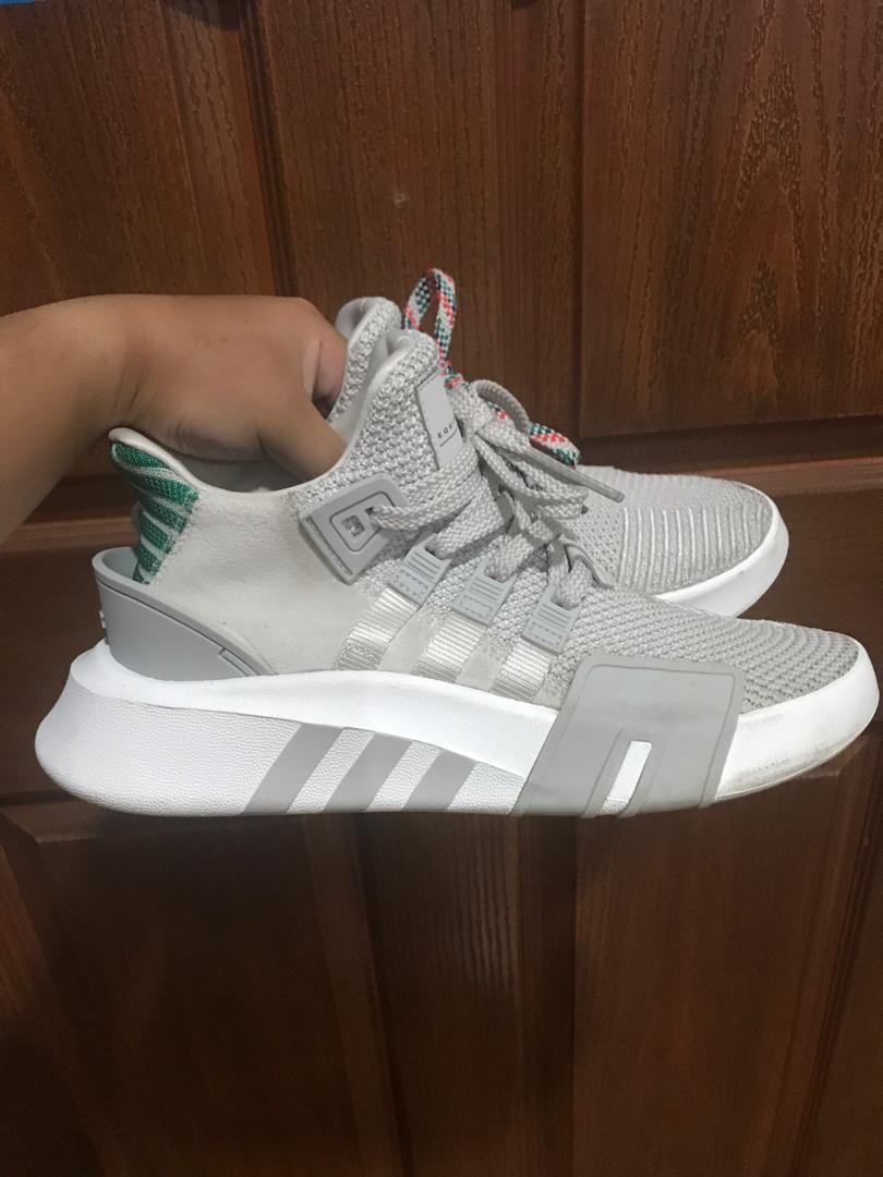 super popular 528c5 f8d66 Adidas EQT Bask Adv size 6 US on Carousell