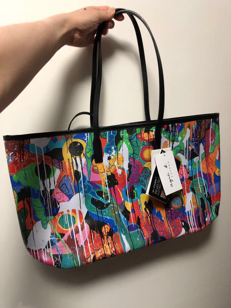 Agnis b. handbag (Agnis b. 手袋)