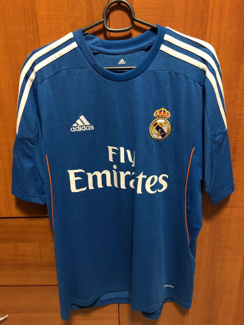 best service d60c1 781aa Authentic Real Madrid 13-14 Adidas Away Jersey #7 Ronaldo