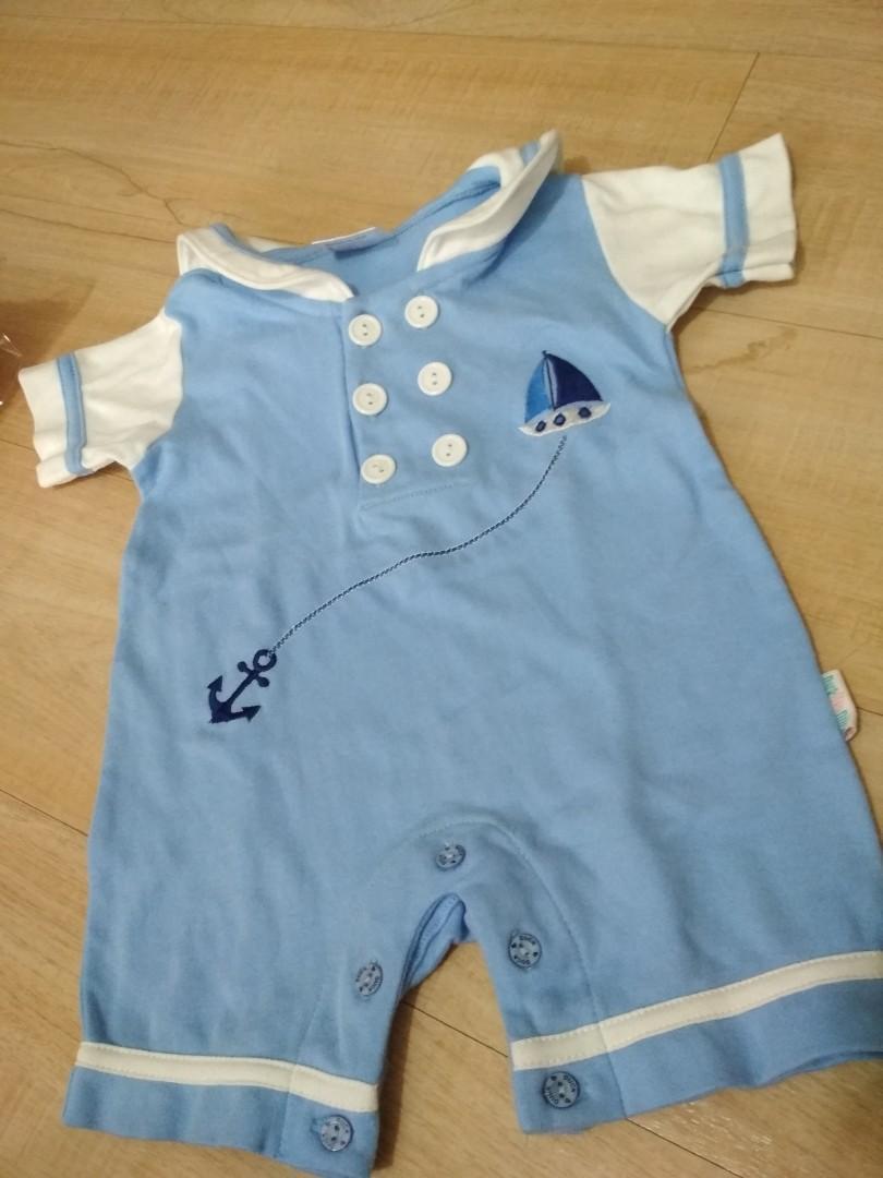 Baby Jumper Sailor