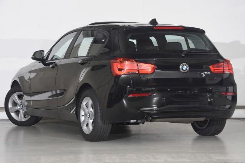 BMW 118iA 2012