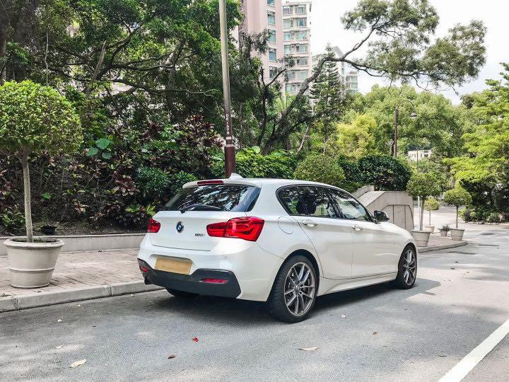 BMW 120i 2015