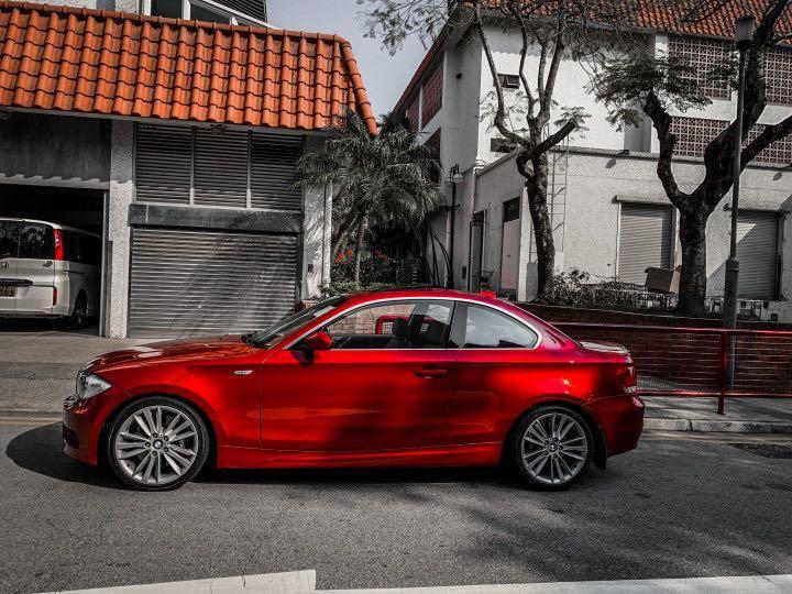 BMW 135I COUPE 2008