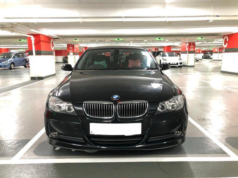 BMW 323I 2008換車急讓
