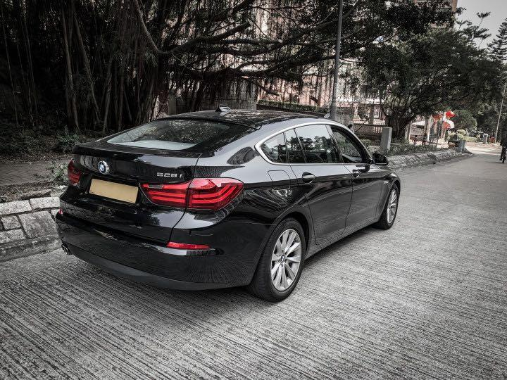 BMW 528GT 2014