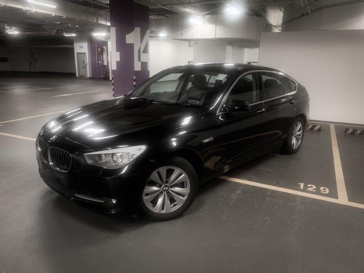 BMW 535GT 2012