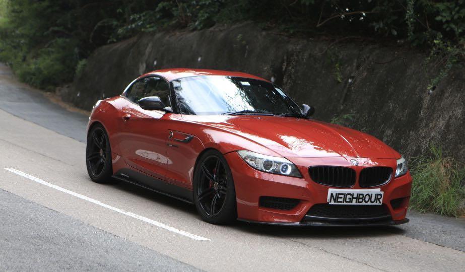 BMW Z4 35i 2012