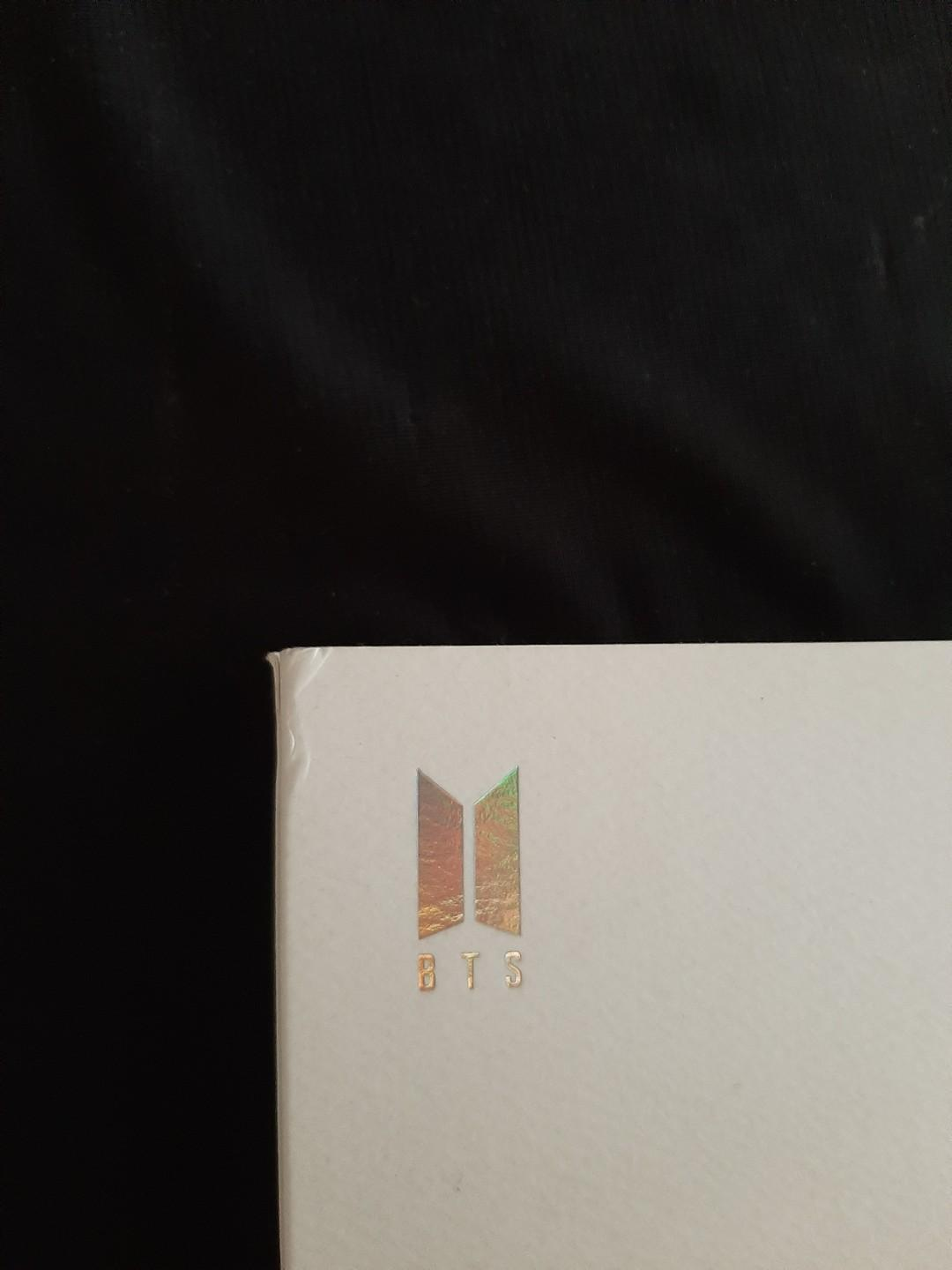 BTS ALBUM: LOVE YOURSELF HER; E VERSION UNSEALED WITH JHOPE PC