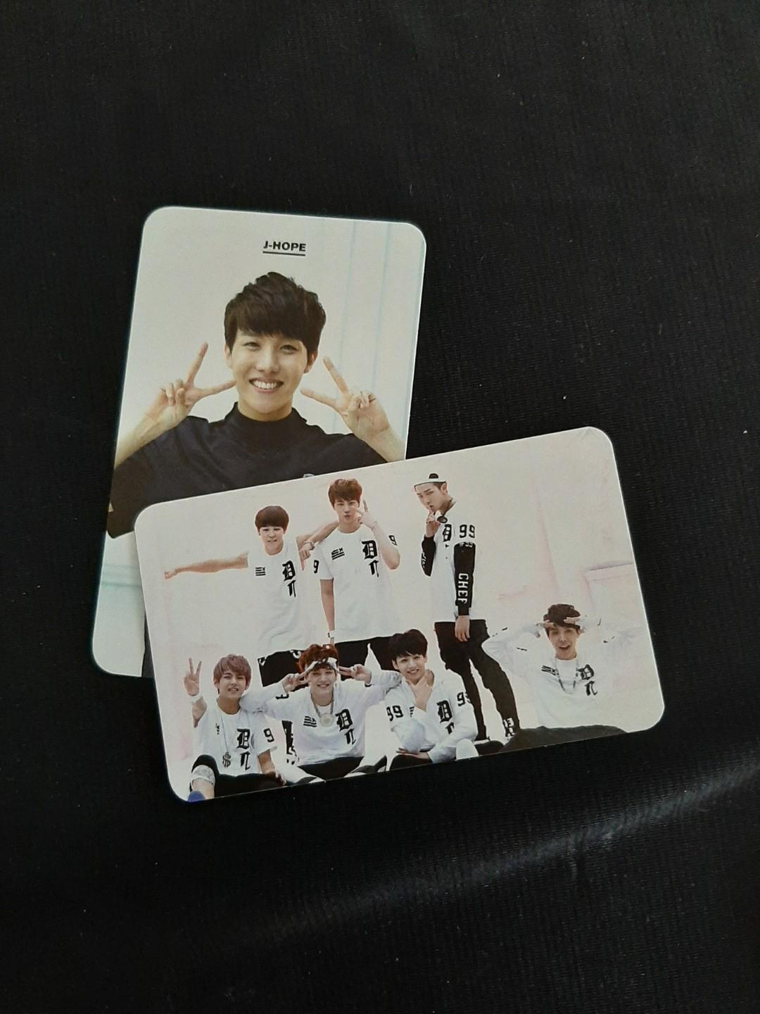 BTS ALBUM: O!RUL82? UNSEALED WITH JHOPE AND GROUP PC