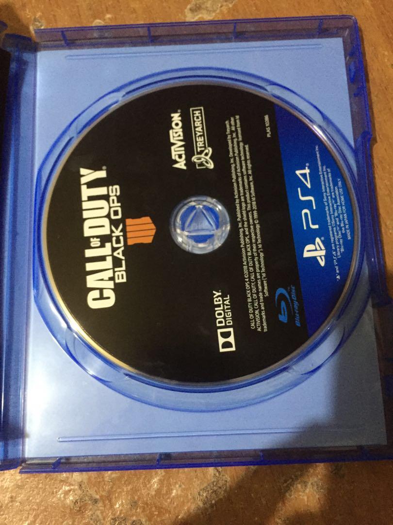 Call of Duty: Black Ops 4 PS 4 REG 3