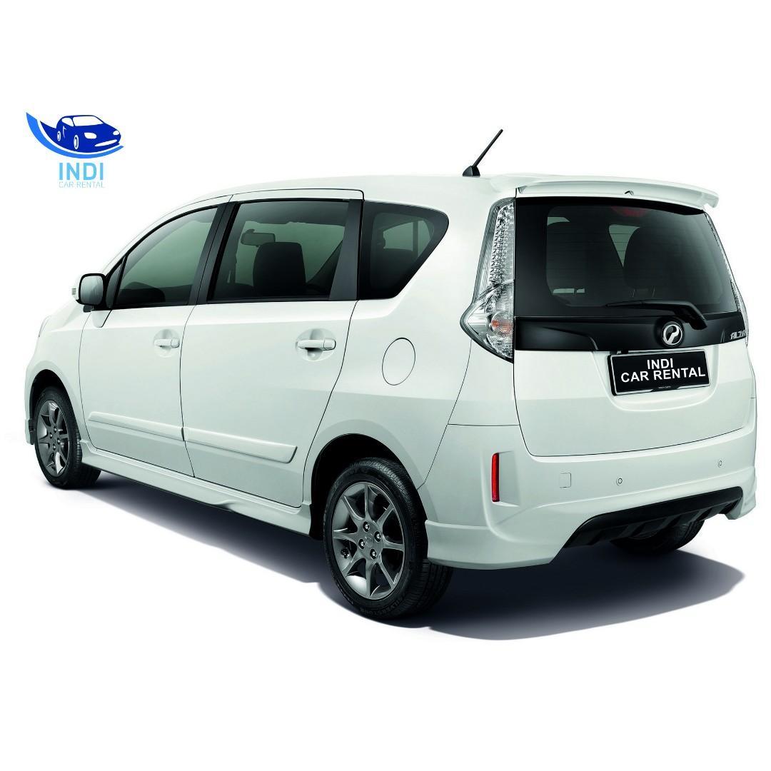 Car Rental Alza 1.5 Kereta Sewa Petaling Jaya Sunway Pyramid