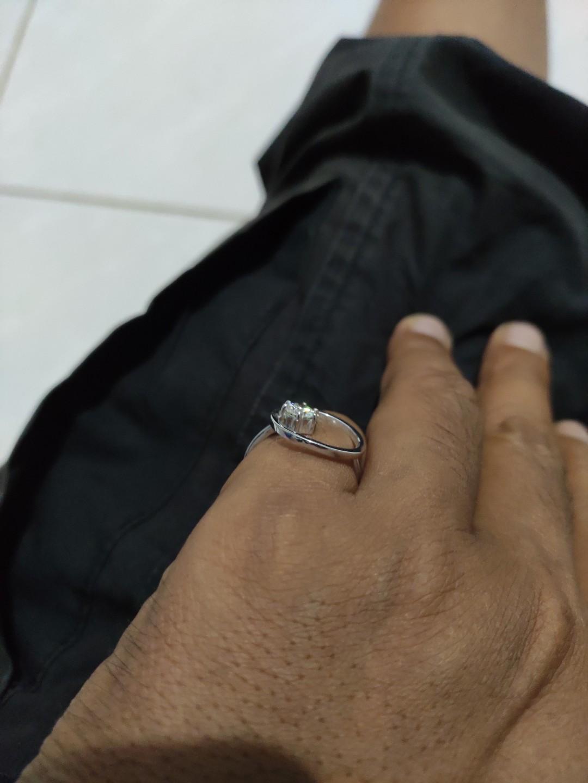 Cincin berlian eropa model