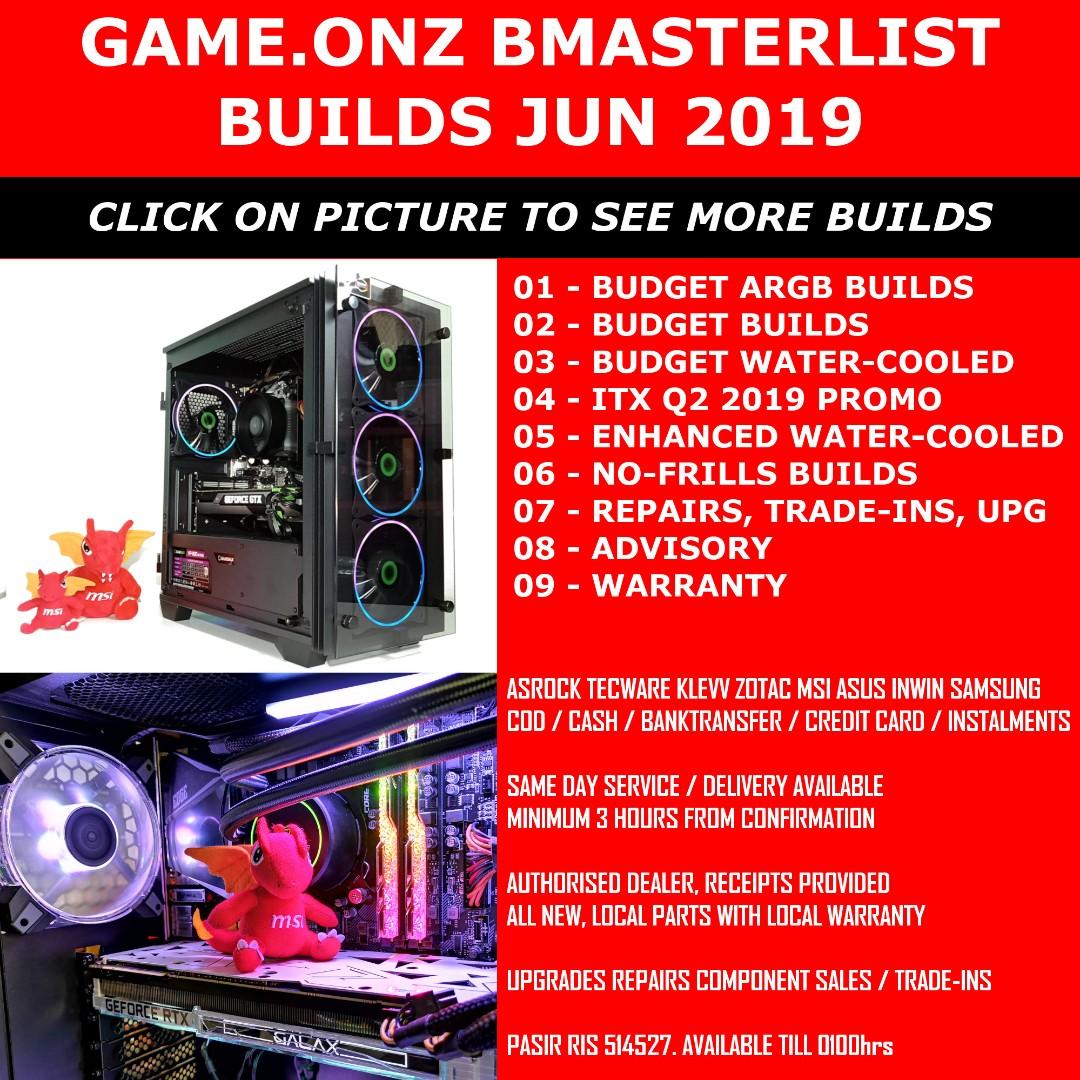 +COMBO+ ESports PUBG FORTNITE RGB Gaming PC Intel I3 8100 I5 8400 9400F  9600K I7 8700 9700K I9 9900K AMD Ryzen 3 2200G 3200G 5 2400G 3400G 2600  3600