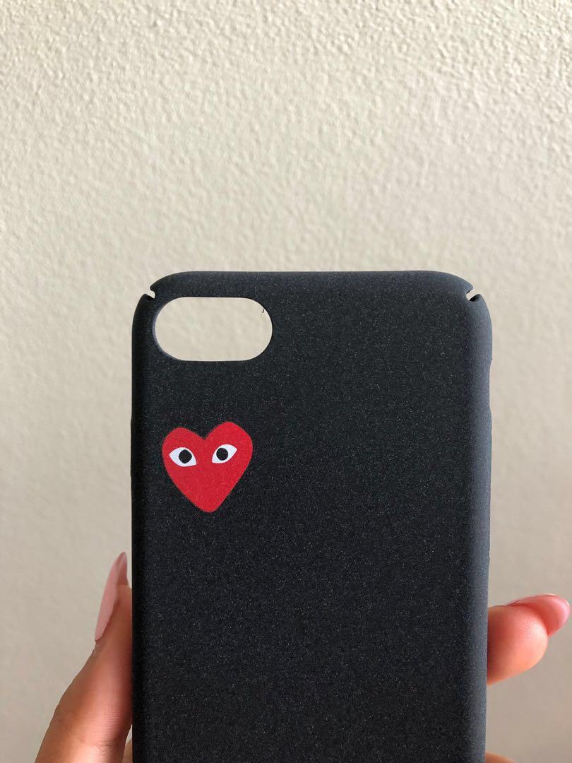 Comme Des Garçons LOVE iPhone 7/8 case