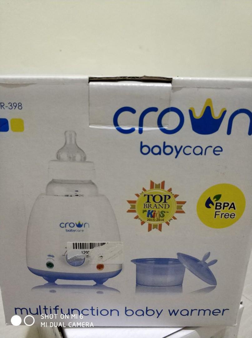 Crown Babycare Multifunction Warmer