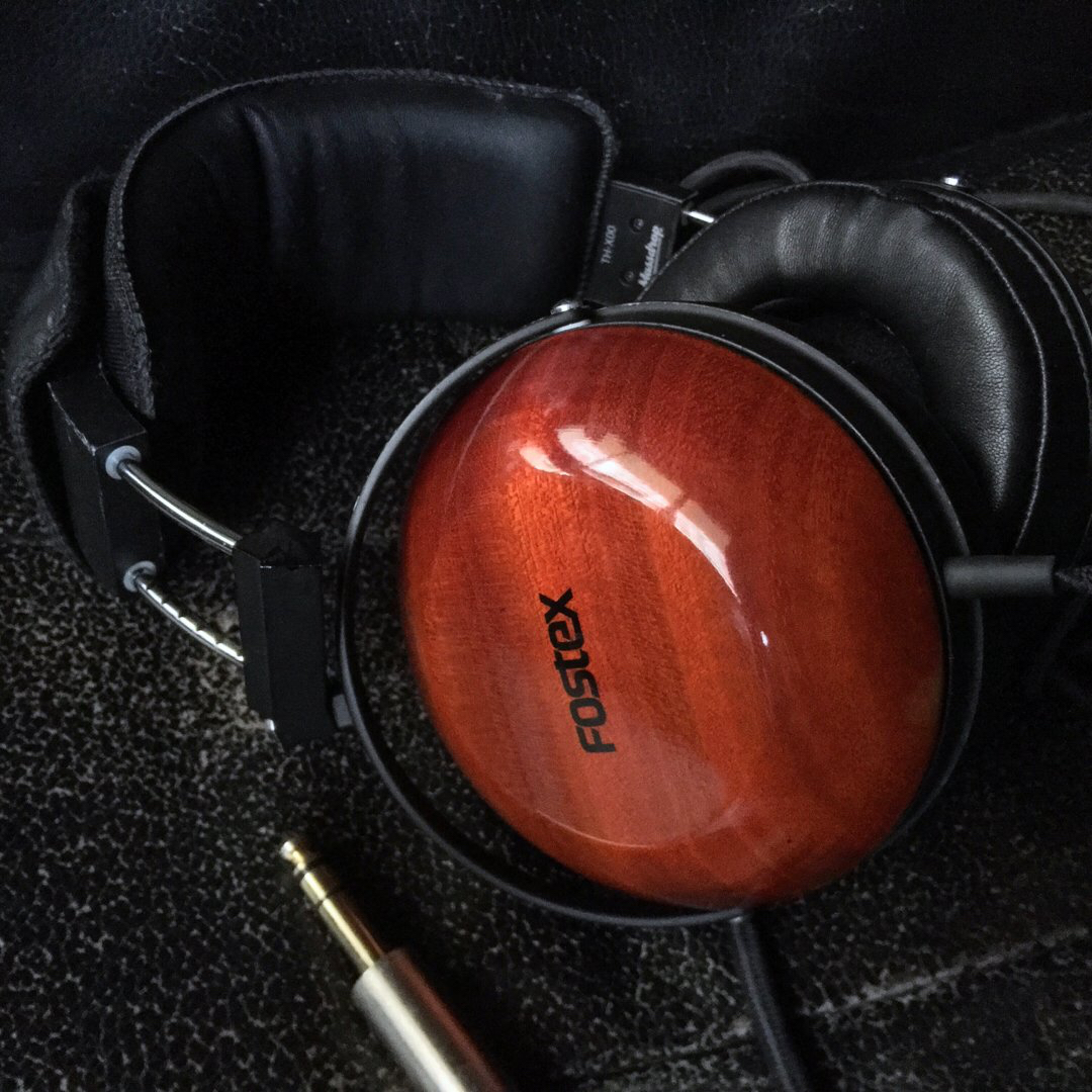 Fostex TH-X00 x Lawton x ZMF