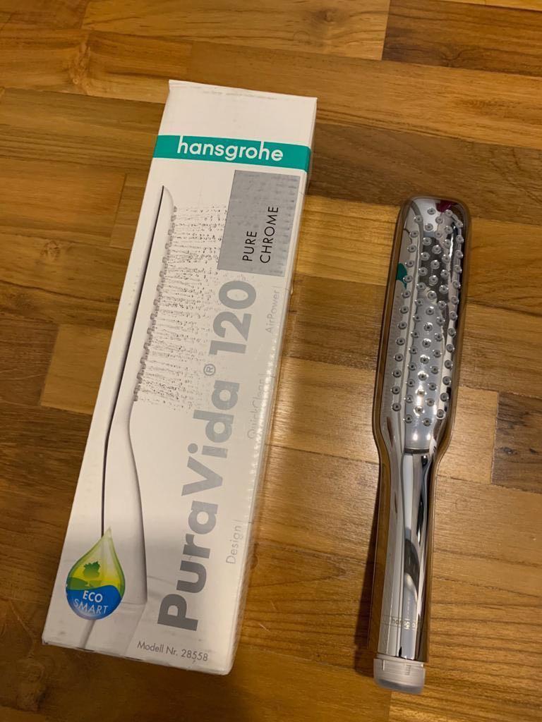 Hansgrohe Puravida 120 Shower Head Home Appliances