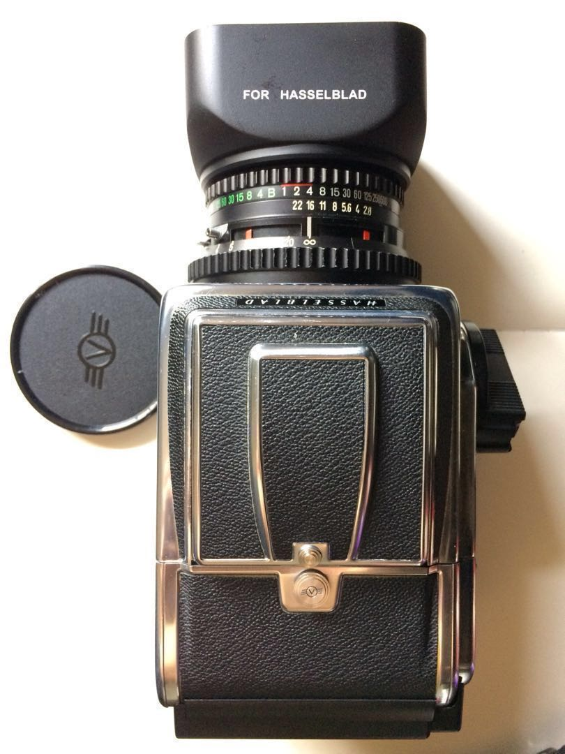 Hasselblad 500cm & 3 lens full set