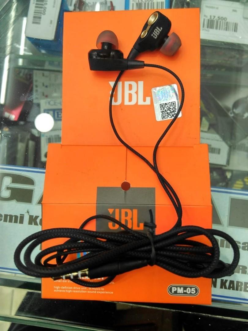 Headphone PM-05 High Bass