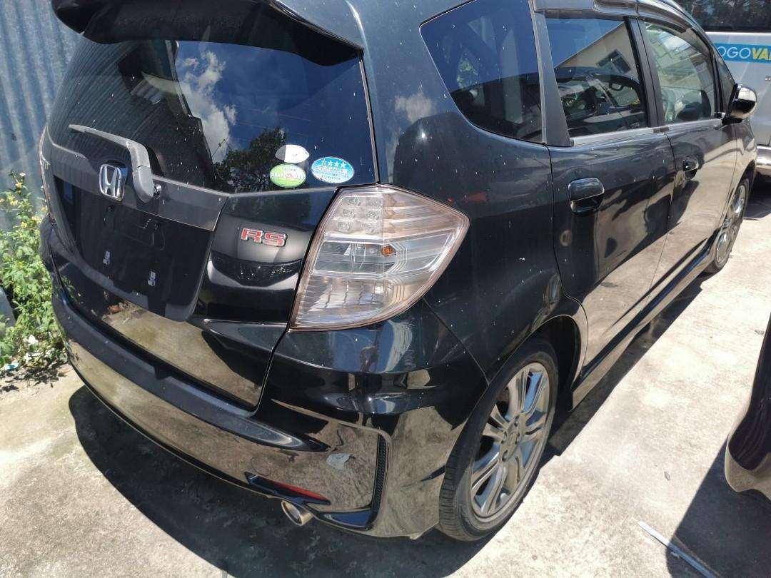 HONDA FIT RS 2010