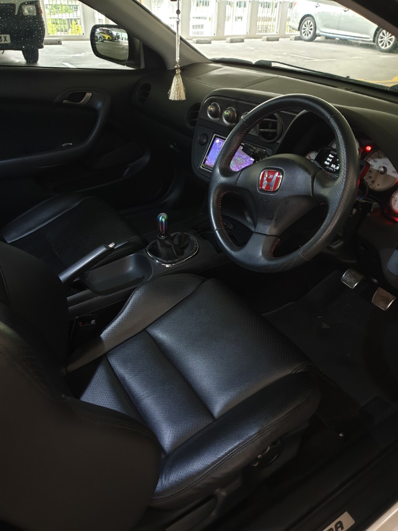 Honda Integra 2.0 GSR Manual