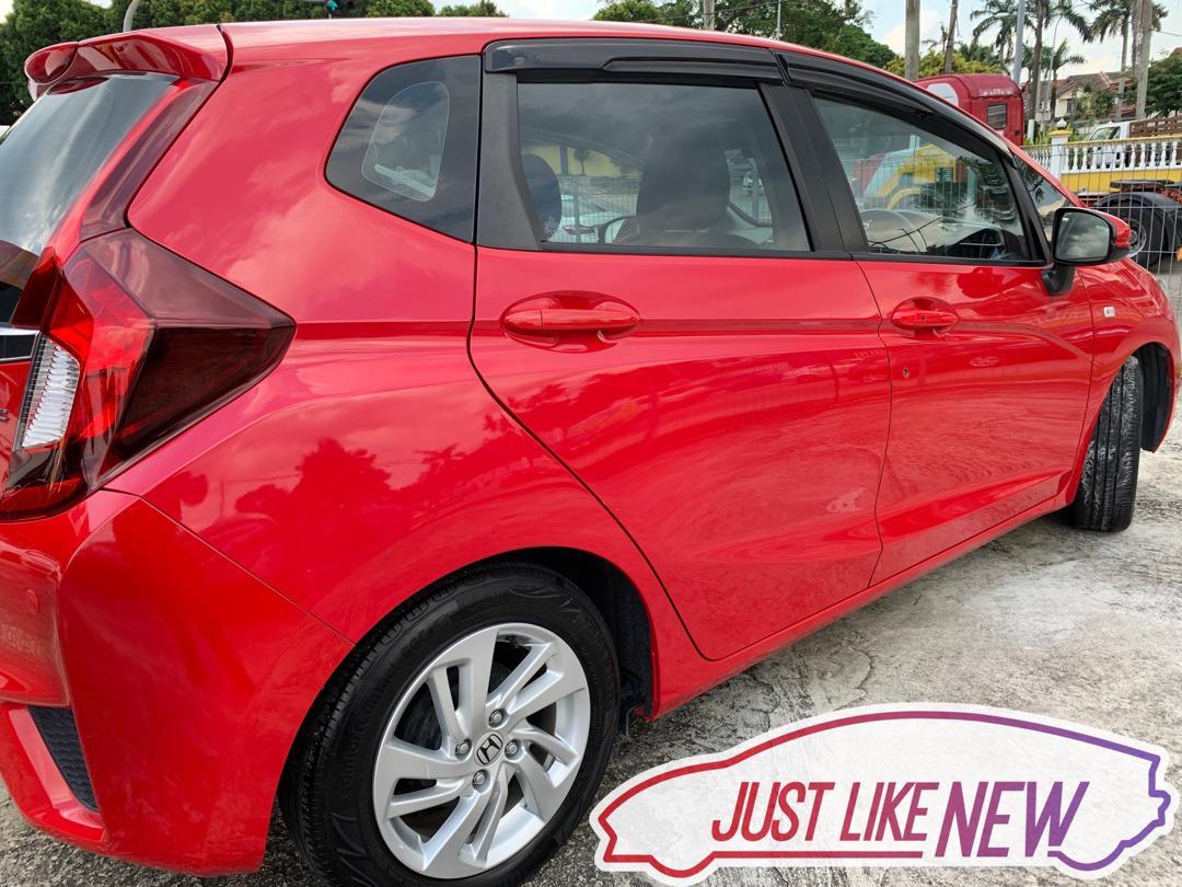 Honda Jazz 1.5E Auto‼️Full loan boleh‼️Takde lesen boleh‼️ptptn problem boleh‼️