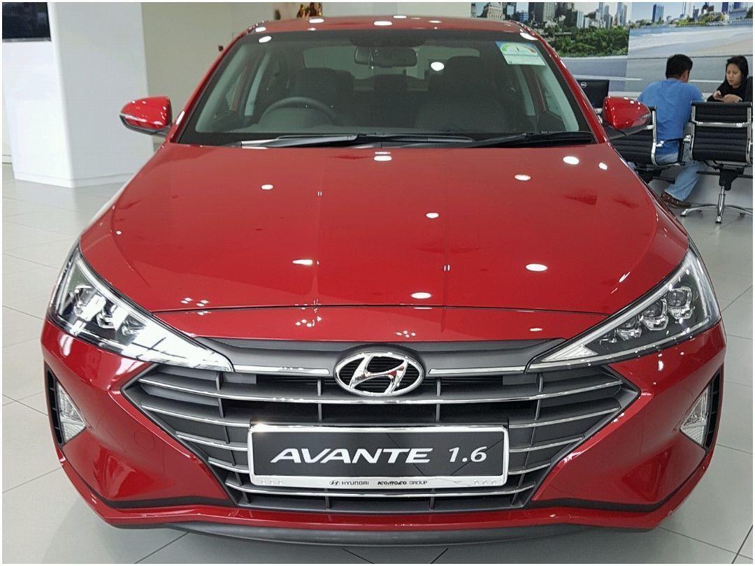 National Day Promo Hyundai AVANTE for GOJEK/GRAB