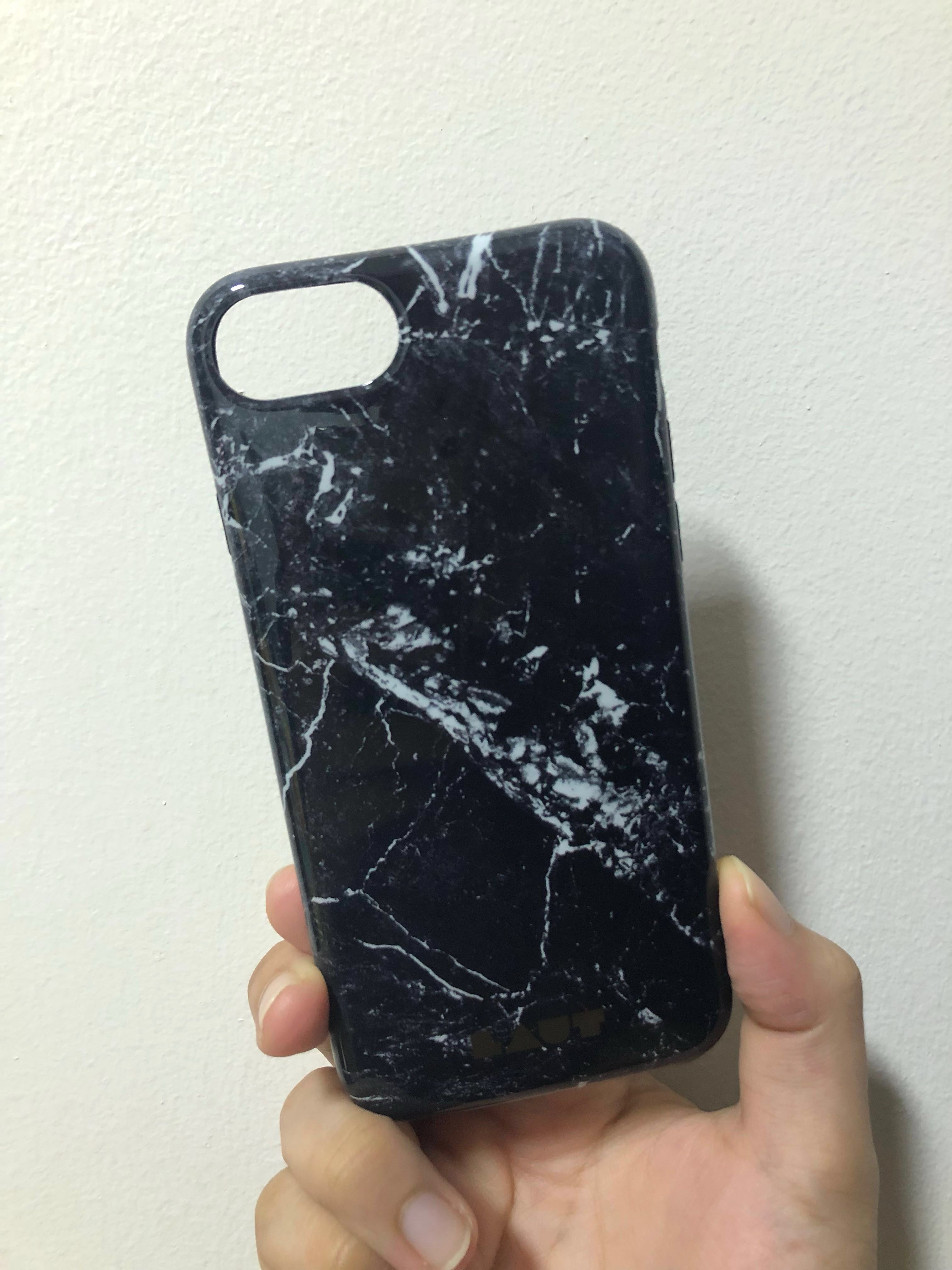 outlet store 061a5 deb63 iPhone Marble Casing
