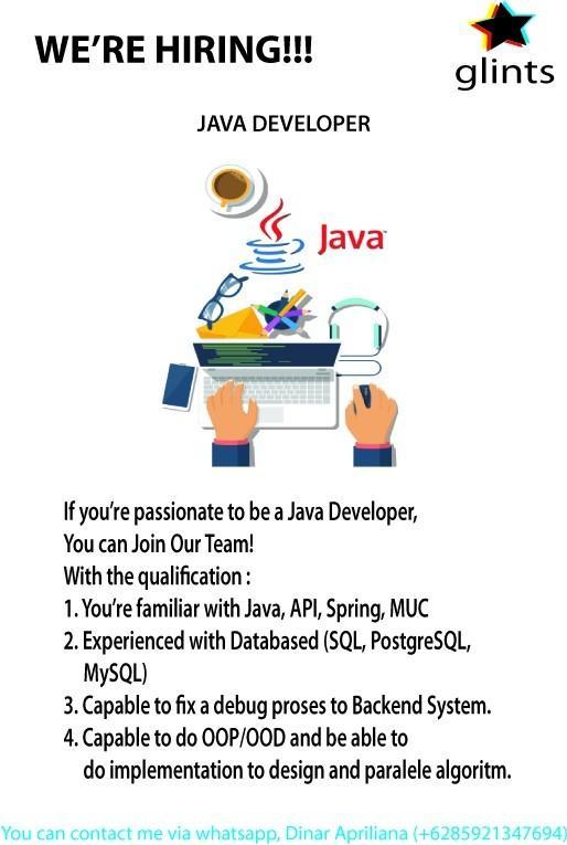 Java Development, Front End Development, and iOS Development